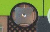 Folientastatur mit Schnappscheibe Knackfrosch