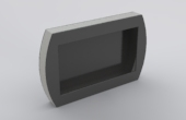 LCD Gehäuse V1