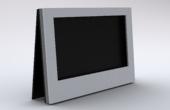 LCD Gehäuse V3