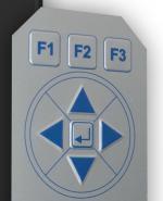 Folientastatur mit Schnappscheibe Bild 2